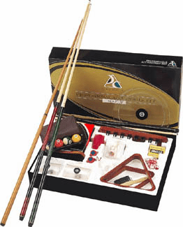 Pro Series Deluxe Play Pack Billiard Kit