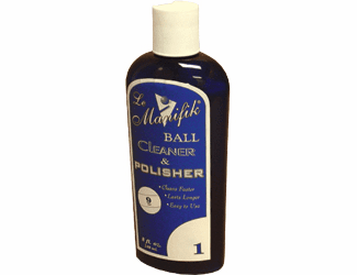 Tiger Ball Cleaner/Polisher
