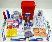 Bucket Survival Kits