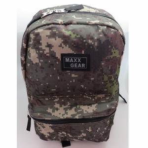 17 inch Backpack Camo Design