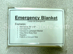 Emergency Blanket - 120 pc bulk pack