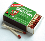 Waterproof Matches 25 boxes