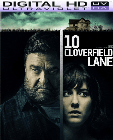 10 Cloverfield Lane HD Vudu Ports To Movies Anywhere & iTunes (Insta Watch)