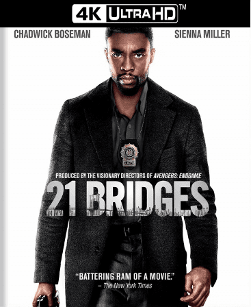 21 Bridges 4K iTunes Code