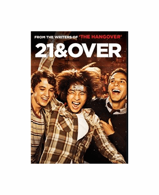21 & Over DVD Movie