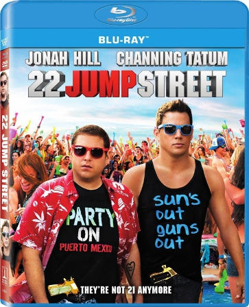 22 Jump Street Blu-ray Single Disc (USED)