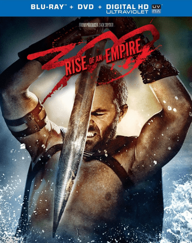 300: Rise of an Empire (Blu-ray + DVD )