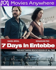 7 Days in Entebbe HD UV Code