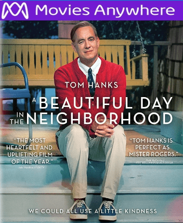 A Beautiful Day In The Neighborhood HD Vudu Ports To Movies Anywhere & iTunes (Insta Watch)