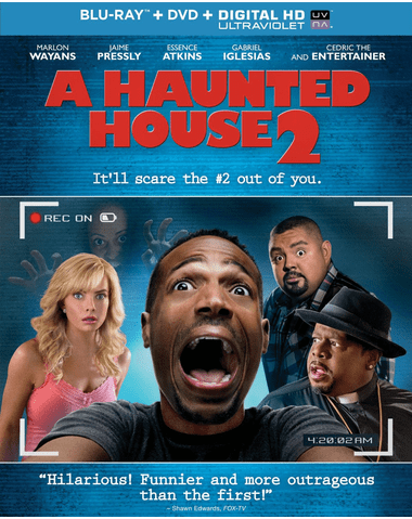 A Haunted House 2 (Blu-ray + DVD)