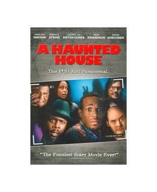 A Haunted House DVD Movie