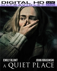 A Quiet Place HD UV VUDU Code