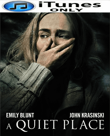 A Quiet Place iTunes 4K Code