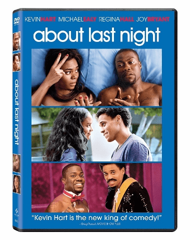 About Last Night (DVD + UltraViolet)