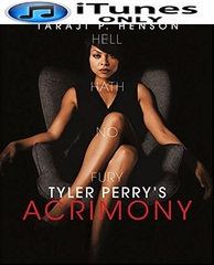 Acrimony HD UV Ultraviolet Code or iTunes