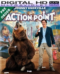 Action Point HD UV Code (PRE-ORDER WILL EMAIL ON OR BEFORE BLU RAY RELEASE DATE)
