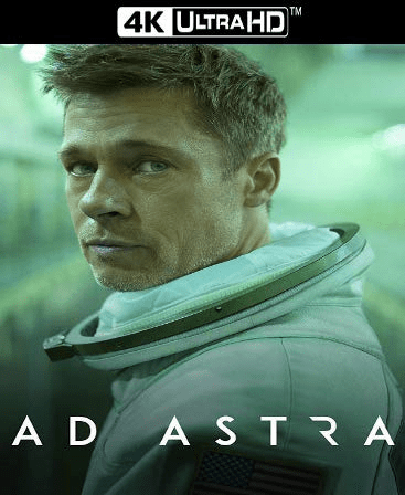 AD Astra 4K Vudu or iTunes Code