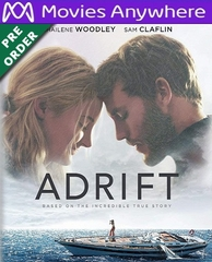 Adrift HD UV or iTunes Code via MA (PRE-ORDER WILL EMAIL ON OR BEFORE 9-4-18)