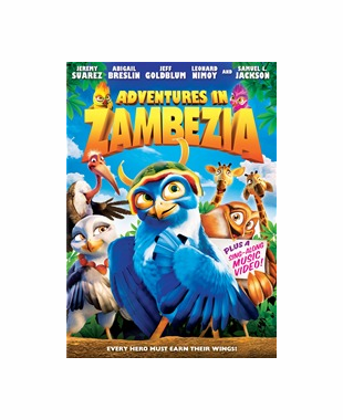Adventures In Zambezia DVD Movie
