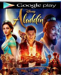 Aladdin (2019) HD Google Play Code