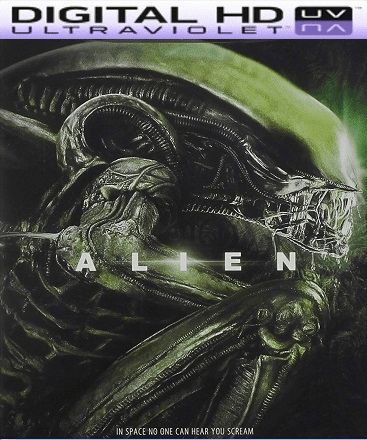 Alien HD Vudu Ports To Movies Anywhere & iTunes (Insta Watch)