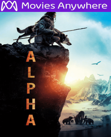 Alpha HD UV or iTunes Code via MA