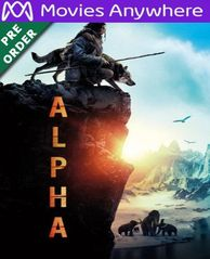 Alpha HD UV or iTunes Code via MA (PRE-ORDER WILL EMAIL ON OR BEFORE BLU RAY RELEASE)