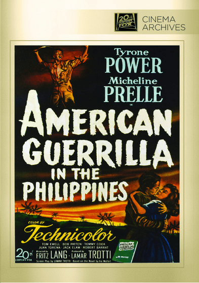 AMERICAN GUERRILLA IN THE PHILIPPINES