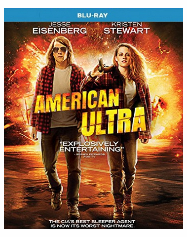 American Ultra Blu-ray Single Disc