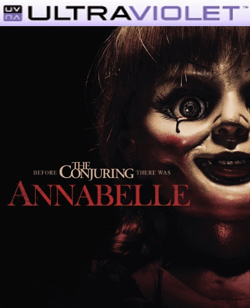 Annabelle SD Digital Ultraviolet UV Code
