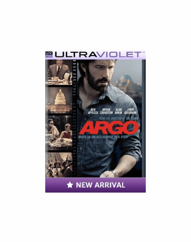 Argo SD Digital UltraViolet UV Code