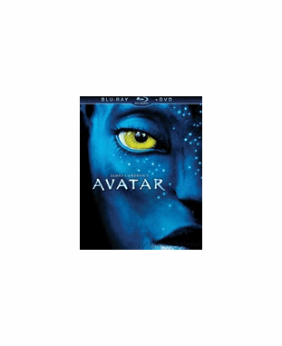 Avatar Blu-ray + DVD