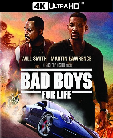 Bad Boys For Life 4K Vudu Ports To Movies Anywhere & iTunes (Insta Watch) Redeem Now Watch 3/31