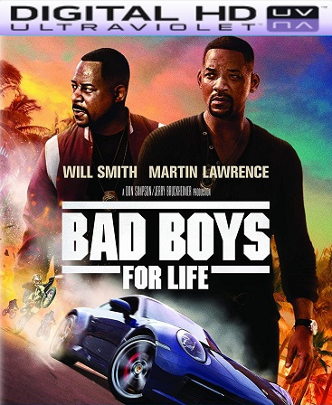 Bad Boys For Life HD Vudu Ports To Movies Anywhere & iTunes (Insta Watch) Redeem Now Watch 3/31