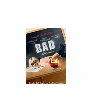 Bad Teacher Unrated DVD