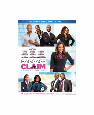 Baggage Claim (Blu-ray + DVD + UltraViolet)