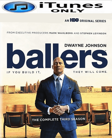 Ballers Season 3 HD iTunes Code