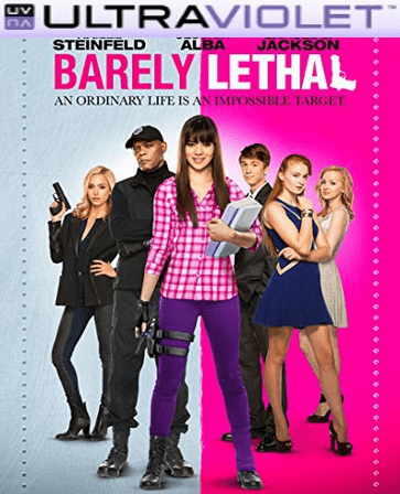 Barely Lethal SD Digital Ultraviolet UV Code