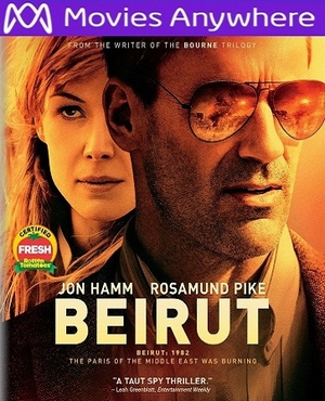 Beirut  HD UV or iTunes Code via MA