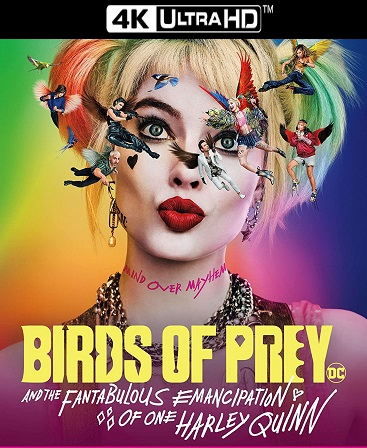 Birds of Prey 4K Vudu Ports To Movies Anywhere & iTunes (Insta Watch)
