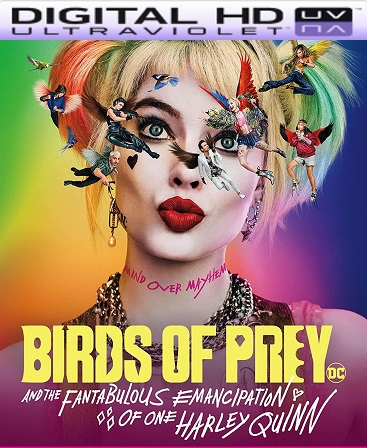 Birds of Prey HD Vudu Ports To Movies Anywhere & iTunes (Insta Watch)