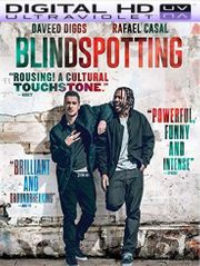 Blindspotting HD UV Ultraviolet Code