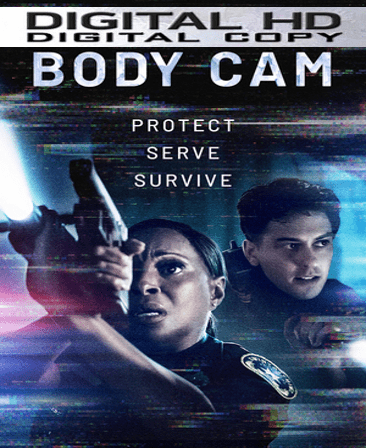 Body Cam HD Vudu or iTunes Code