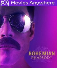 Bohemian Rhapsody HD UV or iTunes Code via MA