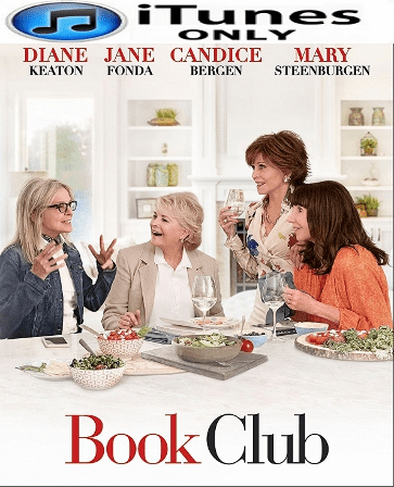 Book Club HD iTunes 4K Code