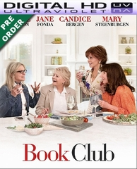 Book Club HD UV Code (PRE-ORDER WILL EMAIL ON OR BEFORE 8-28-18)