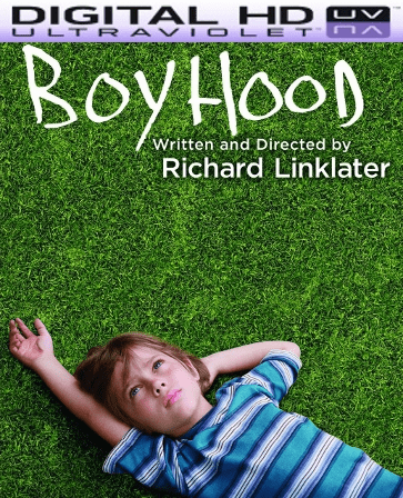 Boyhood HD Digital Ultraviolet UV Code