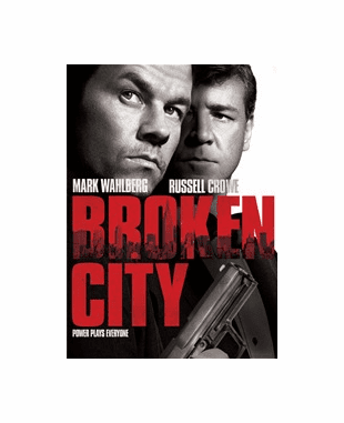 Broken City DVD Movie