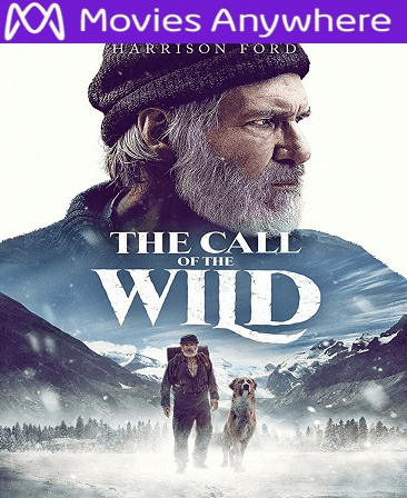 THE CALL OF THE WILD HD Vudu or iTunes Code via MA