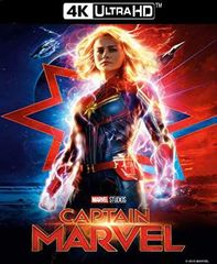 Captain Marvel Vudu 4K Code